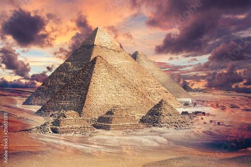 Egypt Cairo - Giza #216835811