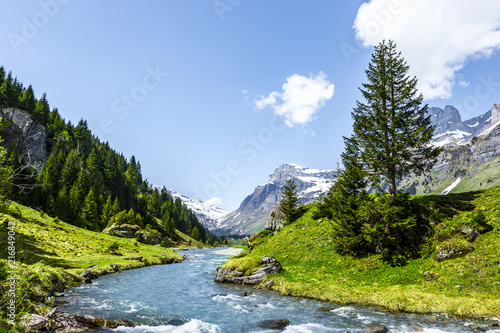 Photo Schweizer Berge