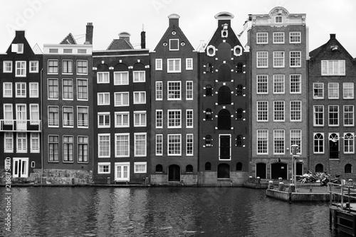 Photo case strette ad amsterdam