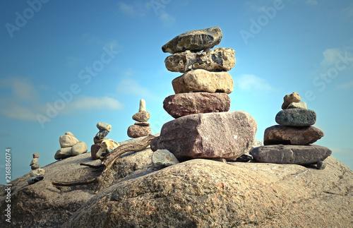 Foto Naturstrand