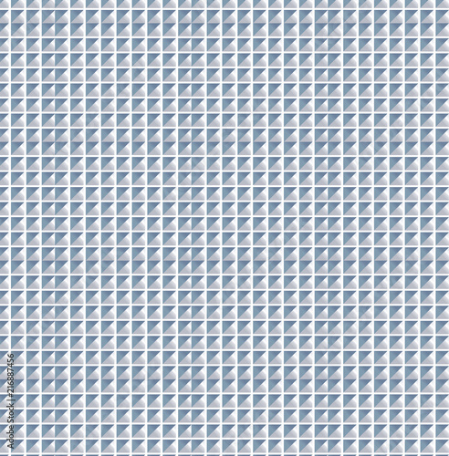 Seamless square dimple pattern Tapéta, Fotótapéta