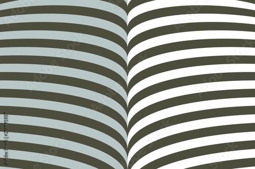 Fotografía  Lines symbolizing open book.