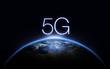 5G Network Internet Mobile Wireless Business concept.5G standard of modern signal transmission technology.