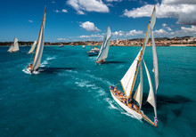 French Riviera - Old Sail Race...