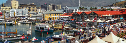 Fotografia Cape Town Waterfront Panorama