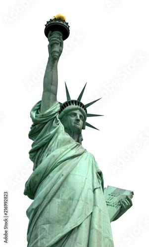 Keuken foto achterwand New York City Statue of Liberty