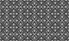 Arabesque, Motif Floral