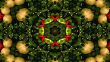 Christmas Celebration Kaleidoscope