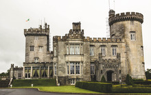 Dromoland Castle Hotel & Country Club / Ireland - June 2017: Ireland's Most Magical Address, Dromoland Castle Has Been Welcoming Guests Since The 16th Century. The Ancestral Home Of The O'Briens Of D