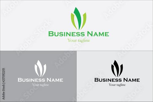 Fototapeta Spa Logos Design obraz na płótnie