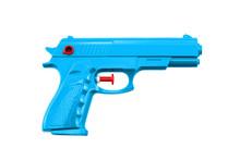 Blueplastic Water Toy Gun Shap...