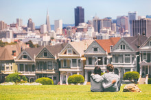 San Francisco - Alamo Square P...