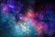 canvas print picture - 銀河
