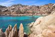 Spiaggia di Cala Coticcio, Sardegna, Italy