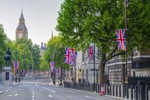 UK, England, London, Whitehall...