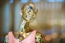 Golden Mannequin Women