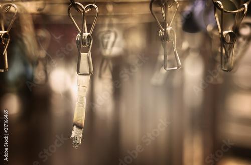 Fotografie, Obraz  stop smoking ideal concept