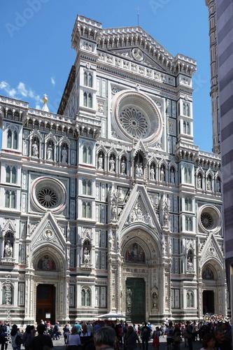 Fotografie, Obraz  Santa Maria del Fiore Cathedral - Florence, Italy