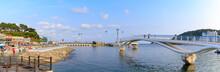 Songdo Beach Skyline, Songdo C...