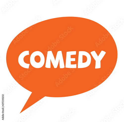 Photo  comedy label , stamp