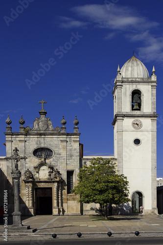 Fotografie, Obraz  Roman Catholic cathedral in Aveiro, central Portugal