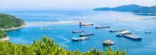 GEOJE ISLAND, SOUTH KOREA - MA...