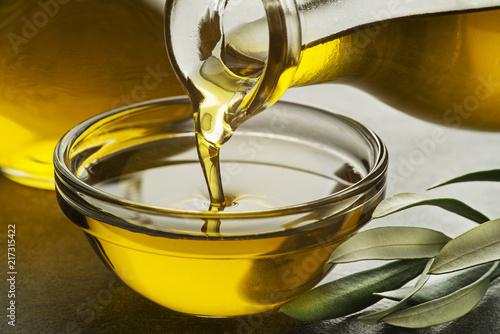 Spoed Foto op Canvas Aromatische Olive oil