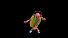 Part 2 Hot Dog Food Dance Thri...