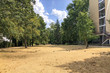 Trockenheit, Rasen, Park