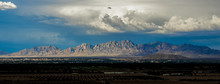 Storm Over Organ Mountains