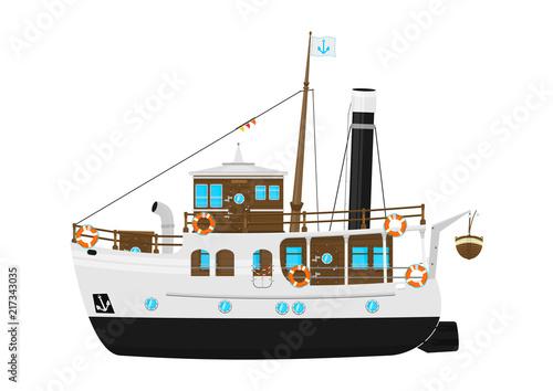 Ship Canvas-taulu