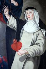 Sainte-Catherine De Sienne Ten...
