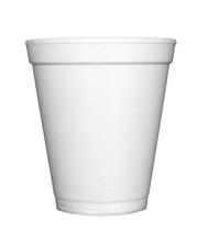 Plastic Coffee Cup Mug Styro Foam