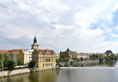 Staande foto Praag Prague (république Tchèque)