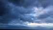 dramatic clouds timelapse