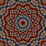 Abstrakt polygonal mandala illustration - 217416068