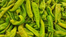 A Batch Of Green Hatch Chili P...