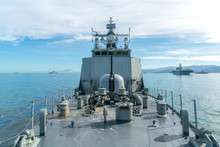 Combined Navy Fleet Comprise O...