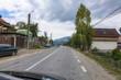 Landstraße in Rumänien - Osteuropa Dorfweg
