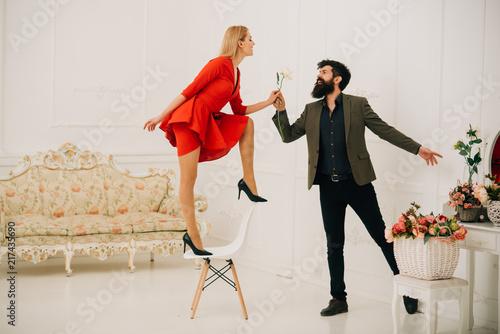 Fotografia  Romance concept