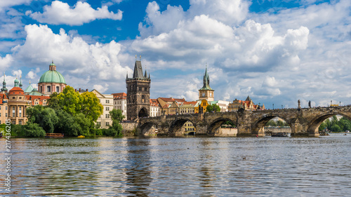 Photo  Prag – Karlsbrücke