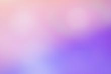 Abstract Defocused Purple Circular Light Pattern