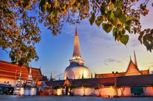 Wat Phra Mahathat Woramahawihan Nakhon Si Thammarat Important Places Of Buddhism Landmark