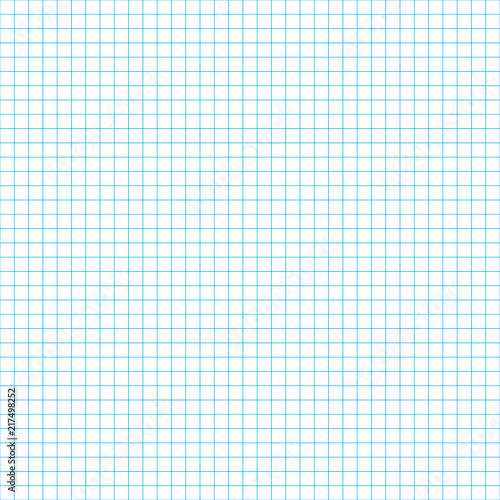 cell paper seamless pattern checkered blank page of notebook or