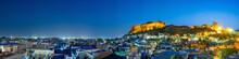 Panoramic View Of Mehrangarh F...