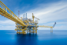 Offshore Oil And Gas Central F...