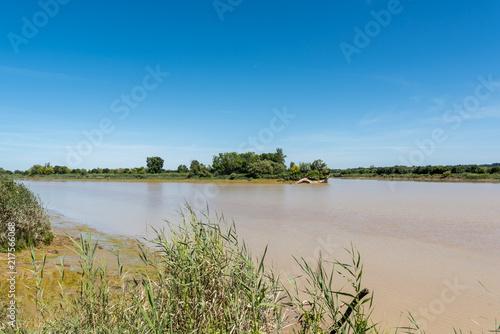 Photo Estuaire de la Gironde (France)