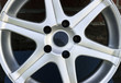 Second hand alloy wheels in store, Aluminium Alloy rims.