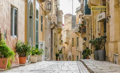 Valetta, Malta - June 2018:...