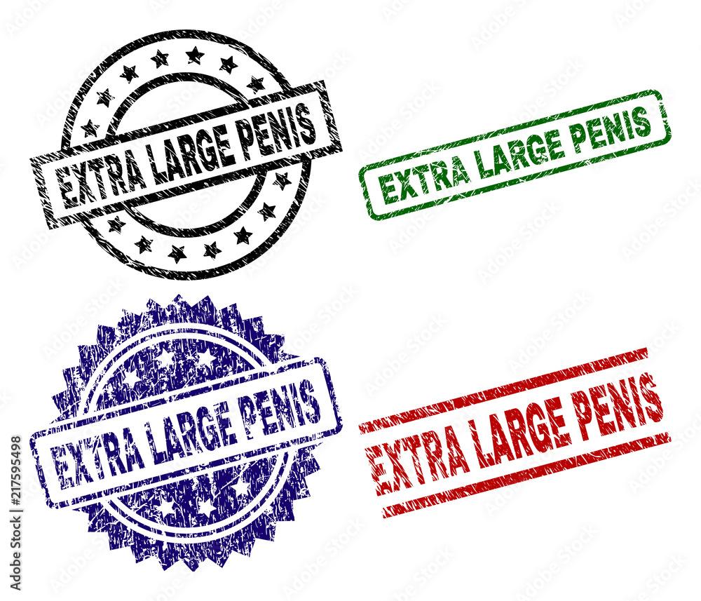 Duży obraz dziecka penisa